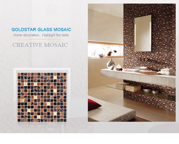 Glass Mosaic Tile Bisazza Mosaic Tile Mosaic Pattern Decorative Floor Tile