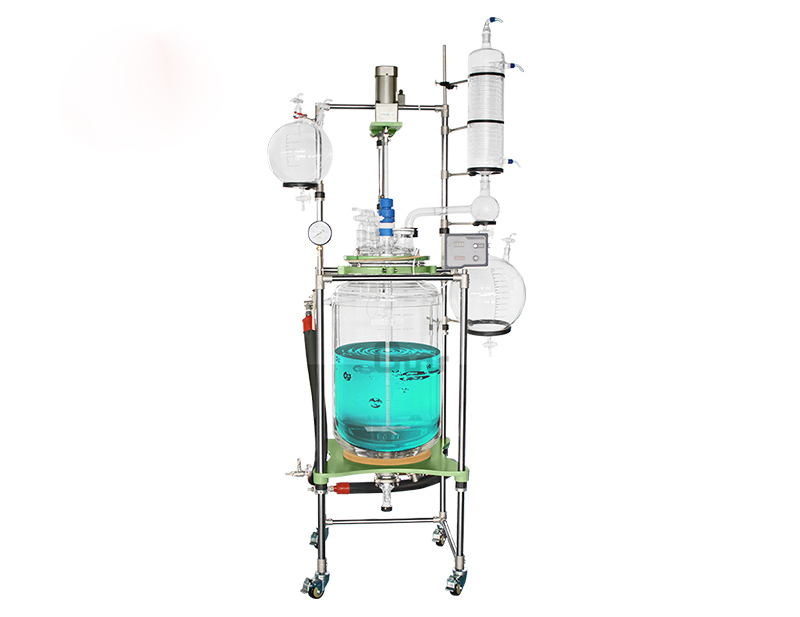 Glass Reaction Kettle/Instruments Equipment/Laboratory Equipment
