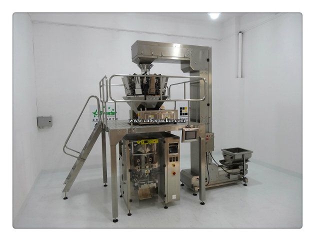 Vertical Tea Bag Packing Machine Microcomputer Multifunction