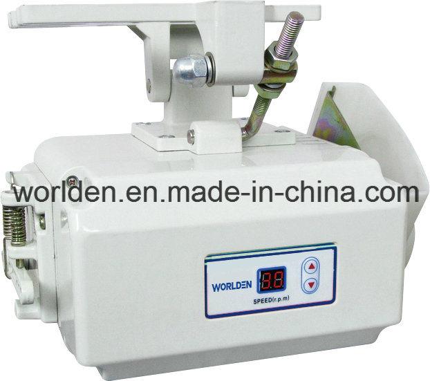 Wd-002 Energy Saving Brushless Servo Motor for Industrial Sewing Machine