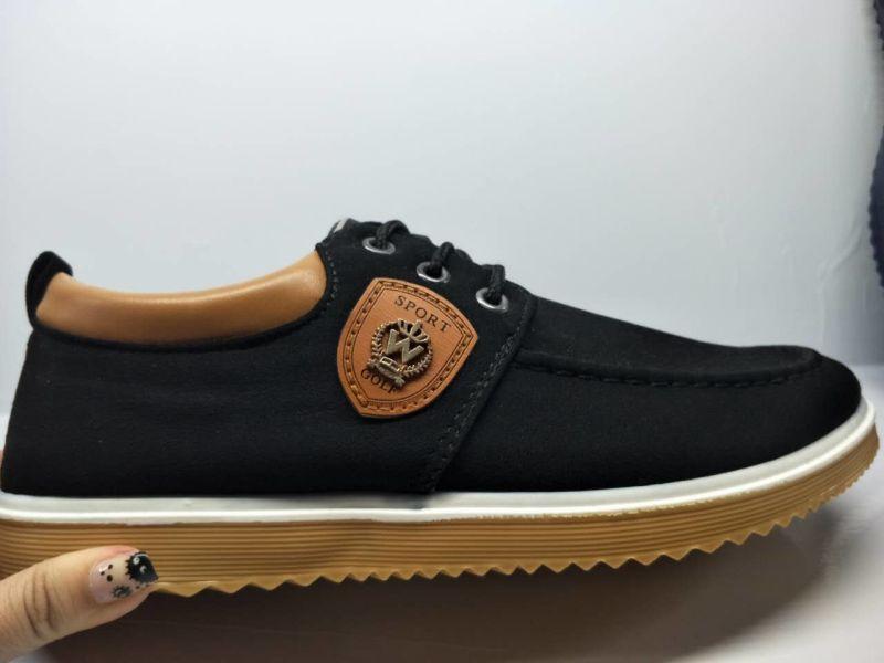 Long Term Design Stock Low MOQ Casual Men Adult Shoes