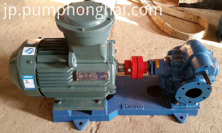 KCB135-KCB960 oil transfer gear pump