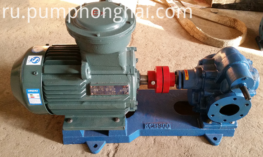 Food Grade Oil Pumps