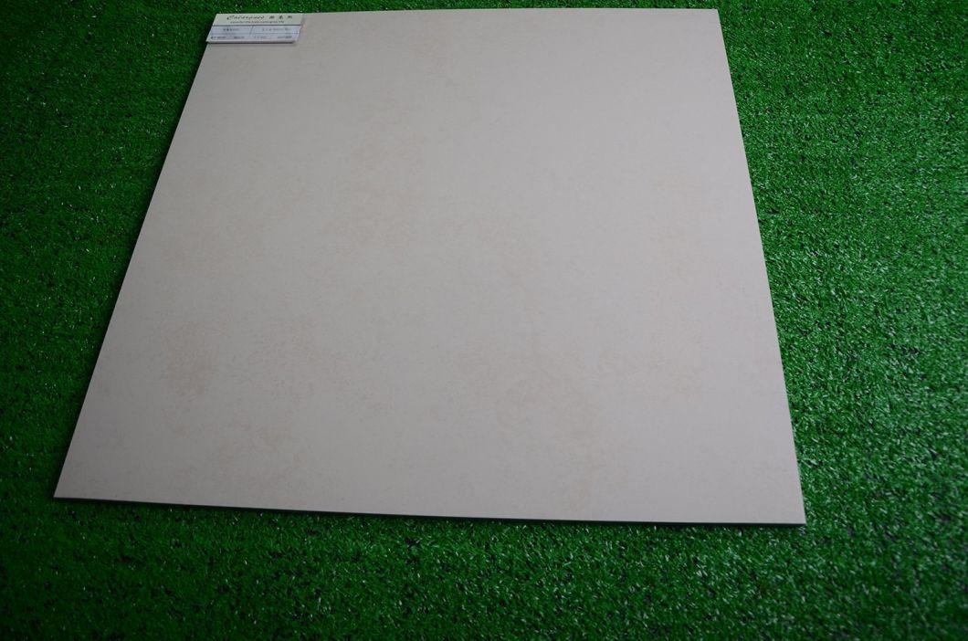 Building Material, Decoration Material, Floor Tile, Ceramic Floor Tile, Rustic Porcelain Floor Tile with (600*600 mm)