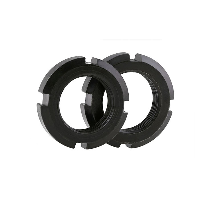 Carbon Steel Rolling Bearing Lock Nut