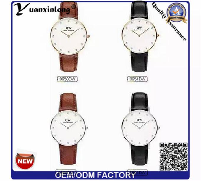 Yxl-660 New Quartz Men Watches High Quality Brand Watch Fashion & Casual Luxury Leather Watch Elegant