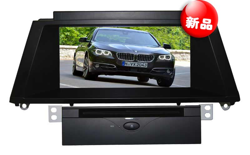 Special Car DVD Player for BMW X5/X6 E71 E72 GPS DVD Navigation Car Video (HL-8825GB)
