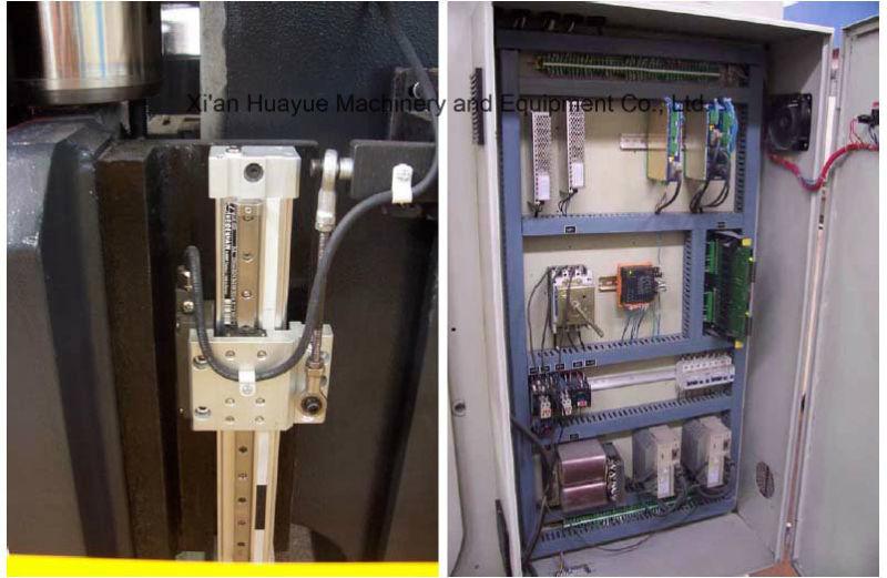 WE67K-100X3200 CNC Hydraulic Steel Plate Bending Machine