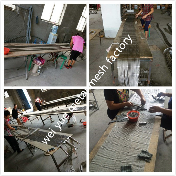 Stainless Steel Rope System for Green Plant