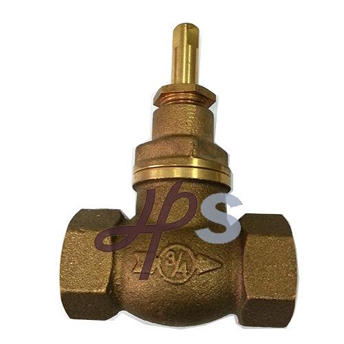 Bronze Stop Cock Valve Material B62 C83600