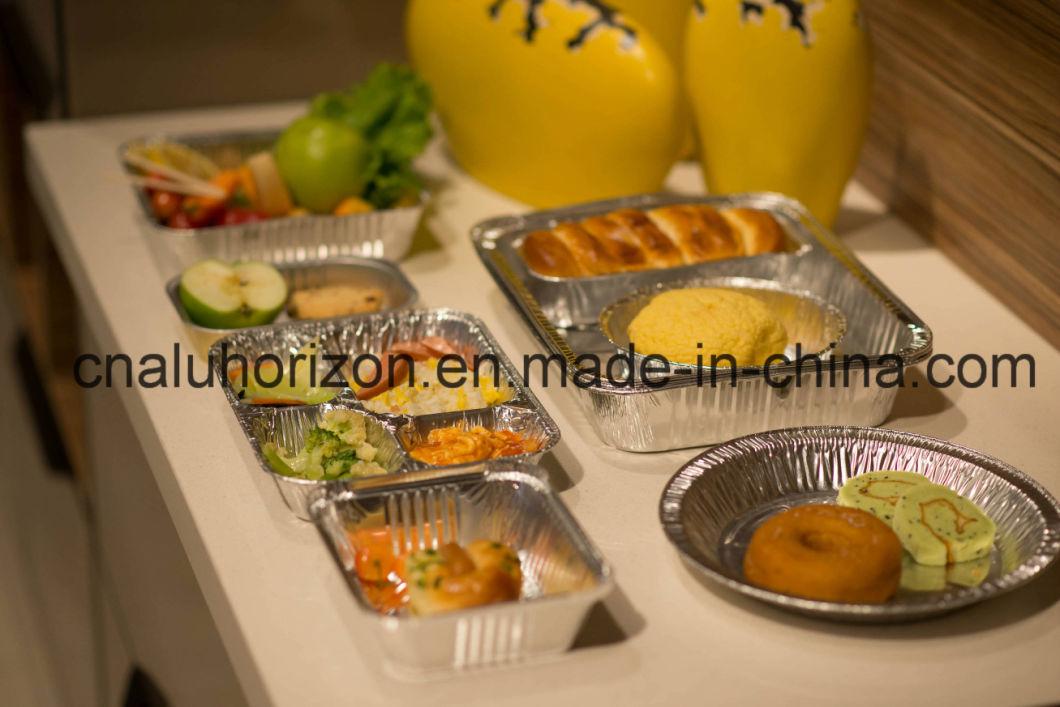 Food Grade Aluminum Foil Round Cake Pan