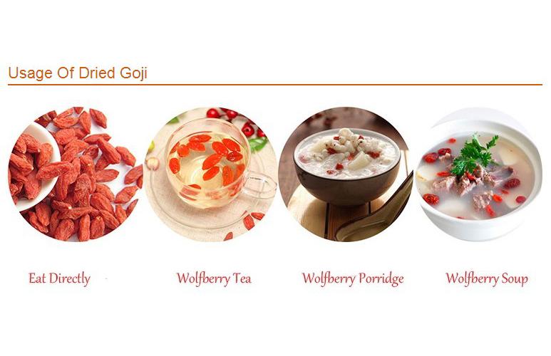 Medlar Chinese Wolfberry Organic Goji Berry