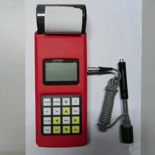 Portable Digital Rockwell Hardness Testing Meter Durometer