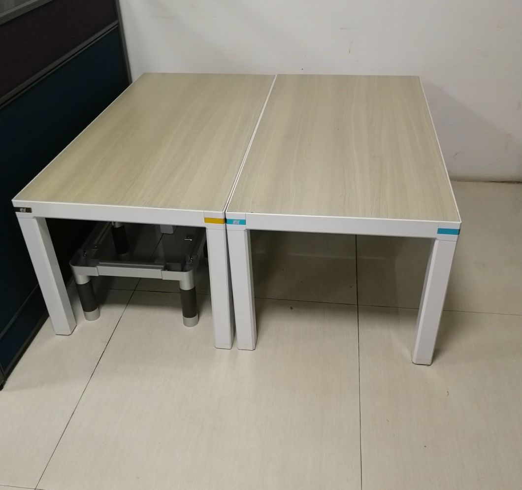 Modern Chinese Style Office Staff Table Made in China