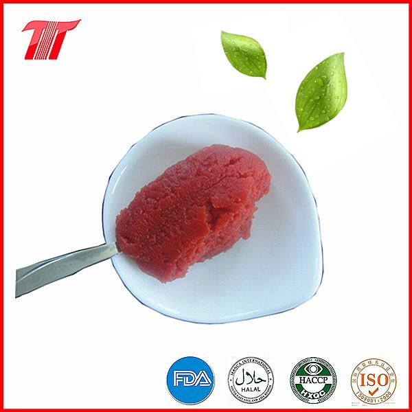 Healthy Organic Tomato Paste Fromtomato Paste Plant