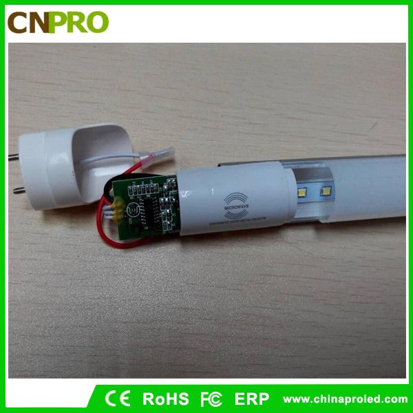 High Quality Motion Sensor LED Tube Light