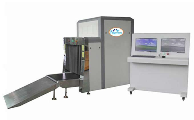 X-ray Courier Parcel Check Detector Competitive Price