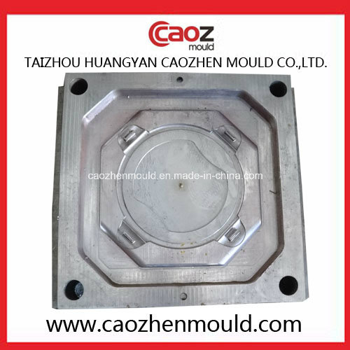 Plastic Injection Round Lock Lock Food Container Mould