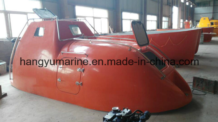 Solas Approval Fire-Retardant FRP Lifeboat&Rescue Boat