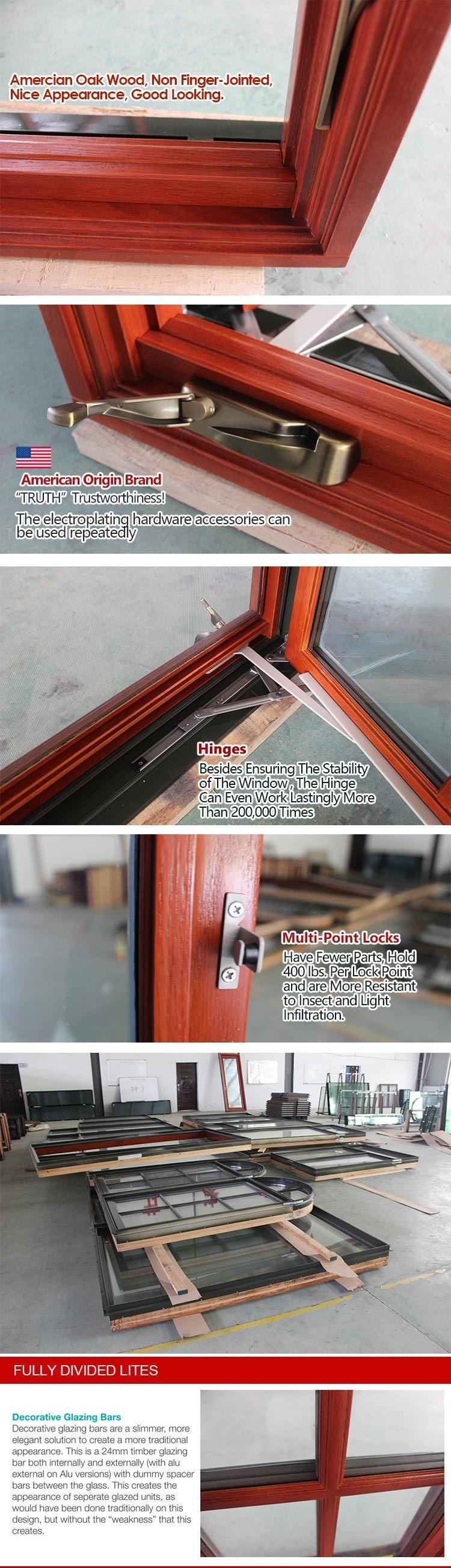 American Style Aluminium Crank Windows, Aluminum Window