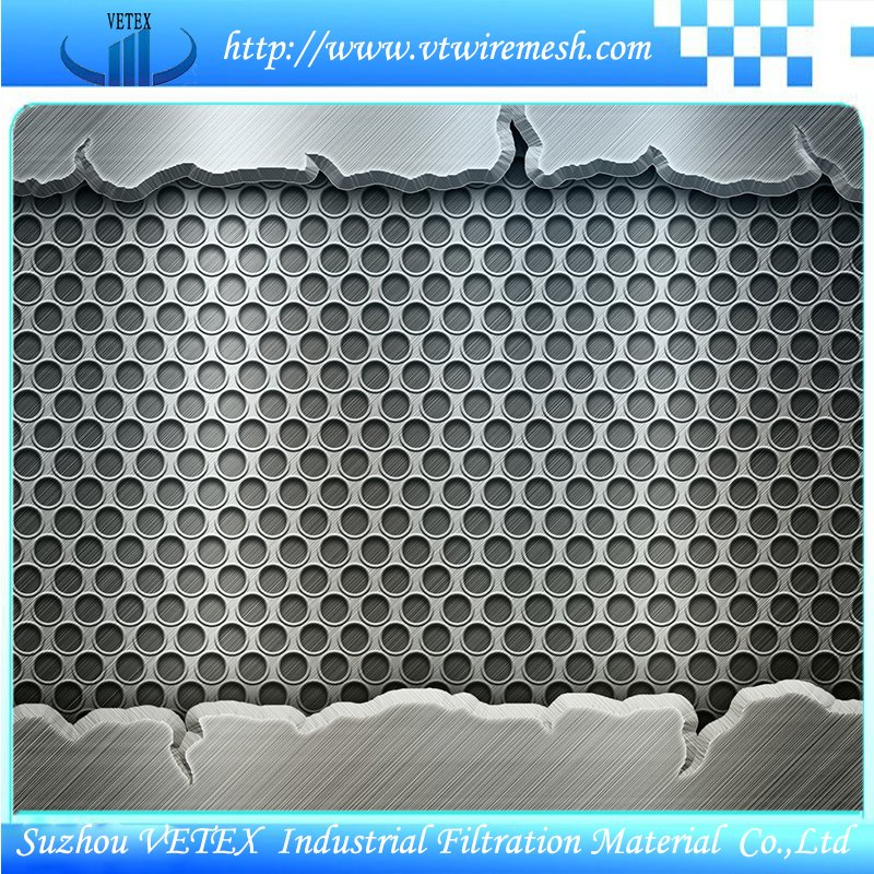 Expanded Wire Mesh with SGS Report