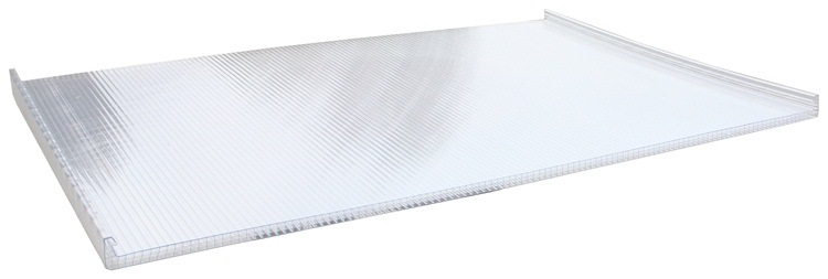 Polycarbonate Sheet U Panel 4-Wall U Panel