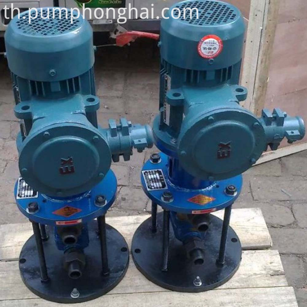 Vertical Screw Pump