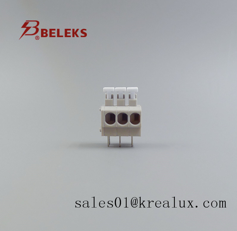Beleks Commercial Fanuc Board Connector Center Distance of PCB Pins Is 3.81mm (single plug hole, no connectors) 675-103