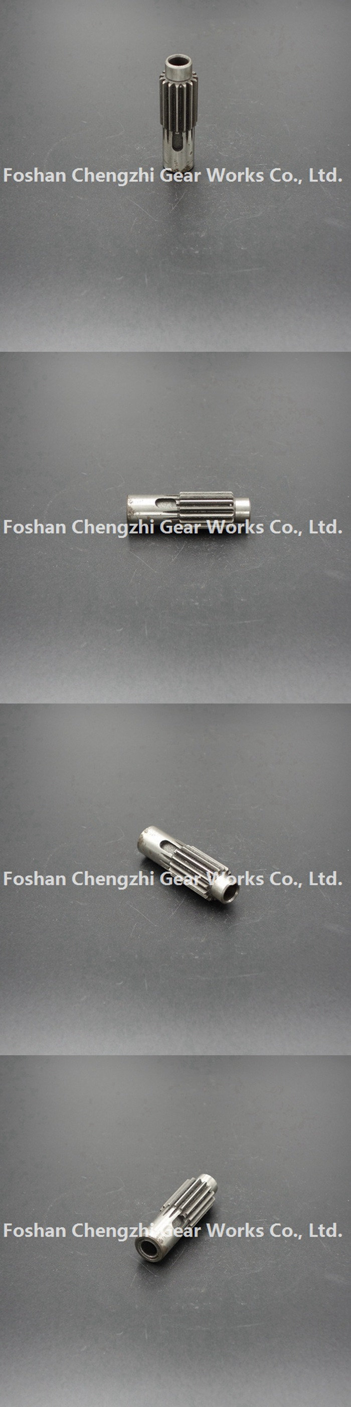 High Precision Customized Transmission Shaft Small Spline for Various Machinery