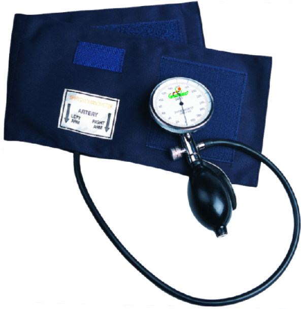 Cheap Price Palm Type Aneroid Sphygmomanometer