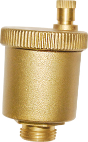 Brass Gas Vent Relief Safety Valve (a. 0192)