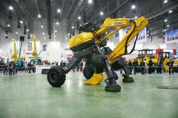 Construction machinery new machine listing repeatedly brush records