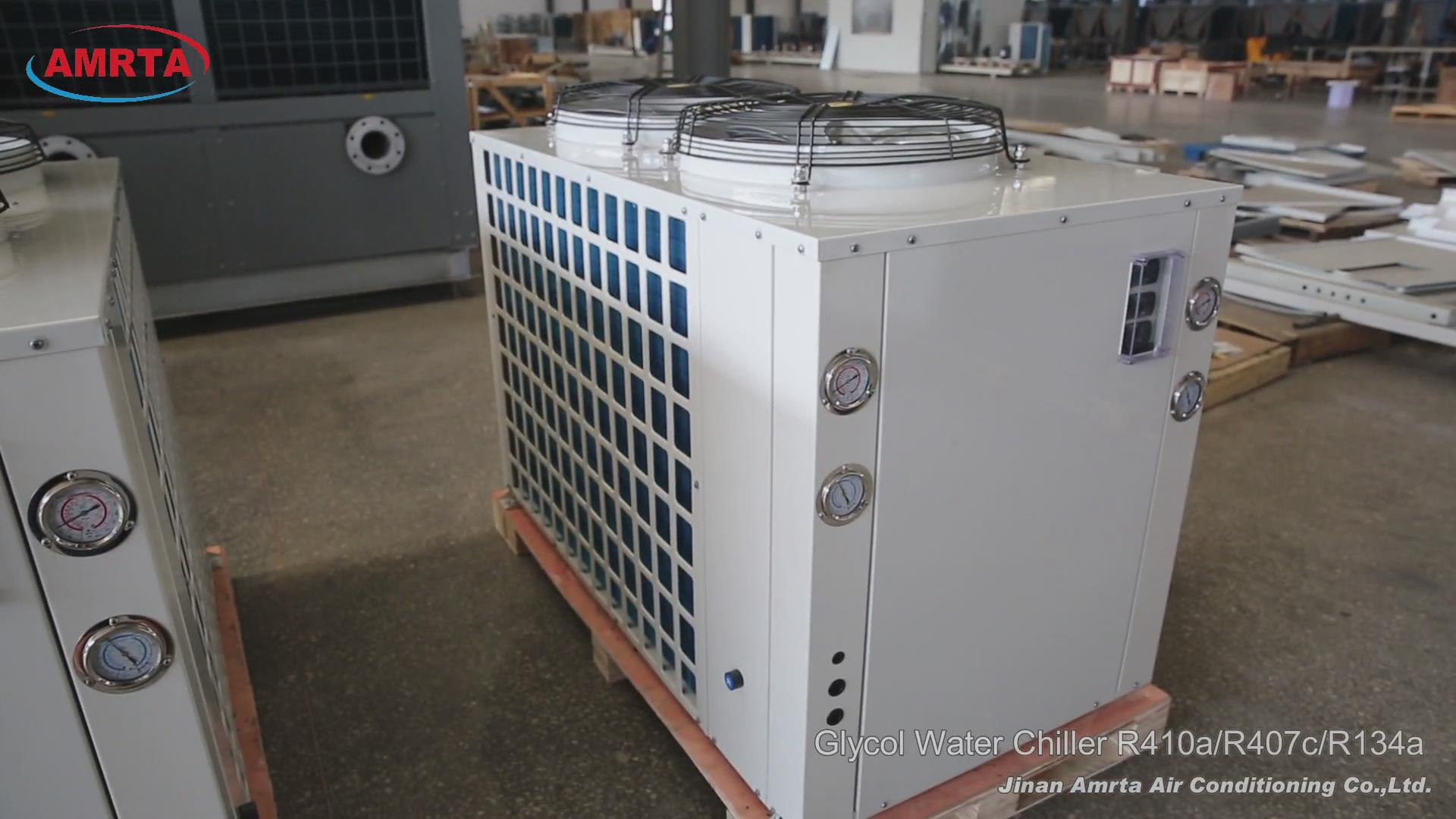 Amrta Air Cooled Water Chiller
