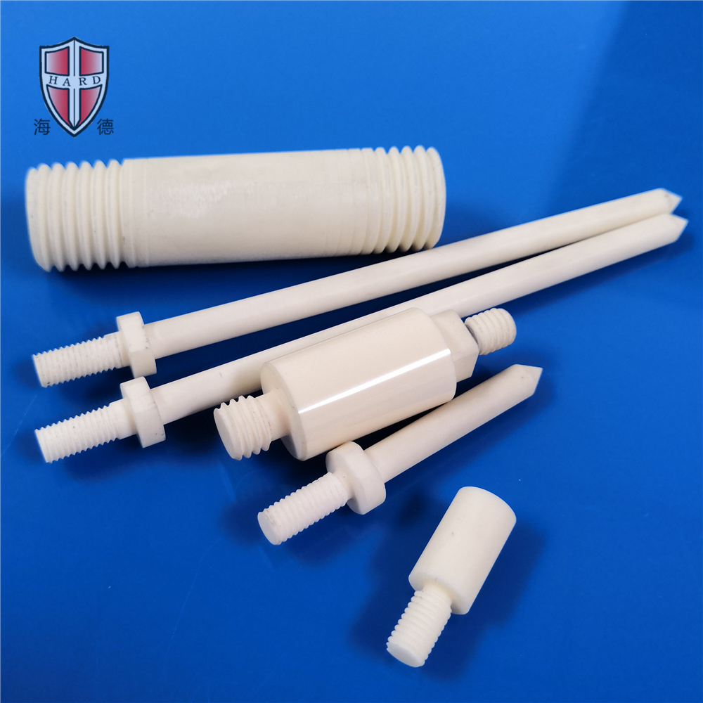 Alumina Ceramic Step Shaft