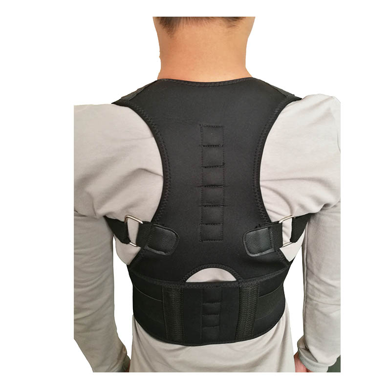 Upper and Lower Back Posture Corrector