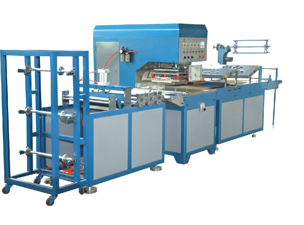PVC book cover making machine
