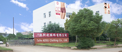 Taihe Aosili Clothing Co., Ltd.