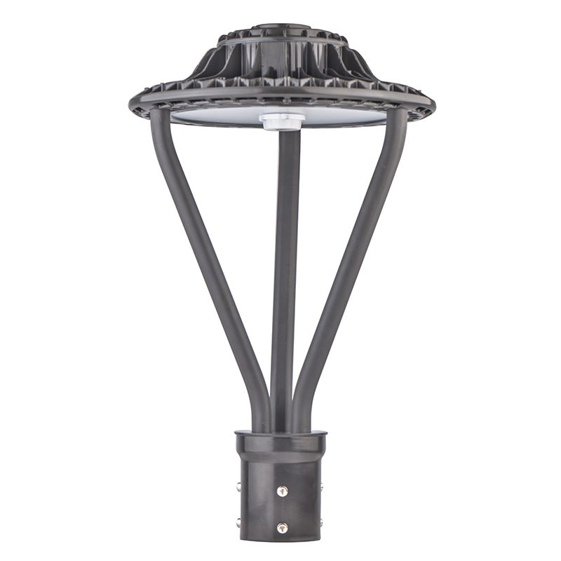 ETL DLC Led Post Top Light Fixture for Garden and Parking Lots