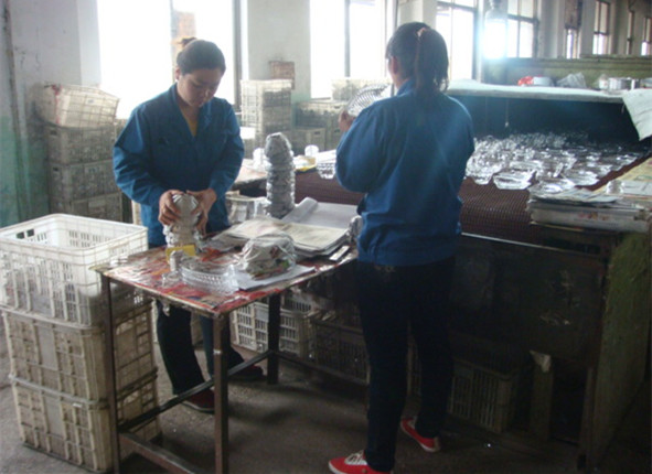 Glassware Production-Quality Inspection