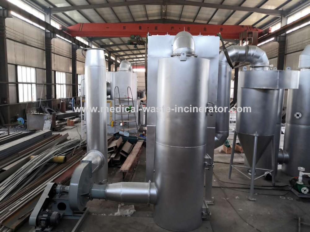 Medical Waste Incinerator (28)