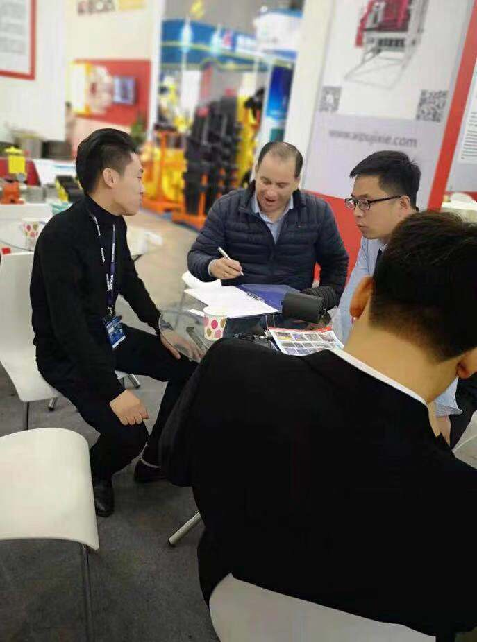 Shanghai Bauma Exhibition 1
