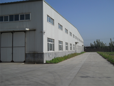 one of the warehouse