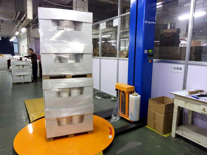 ET300PPS Pallet Wrapper