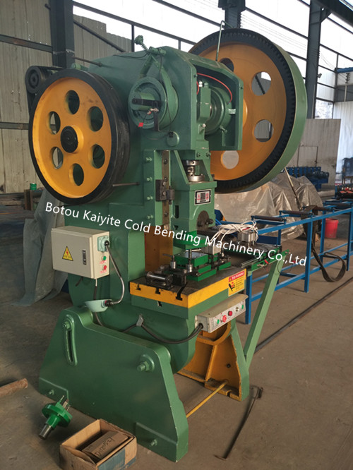 Automatic 40T Punching Press Machine
