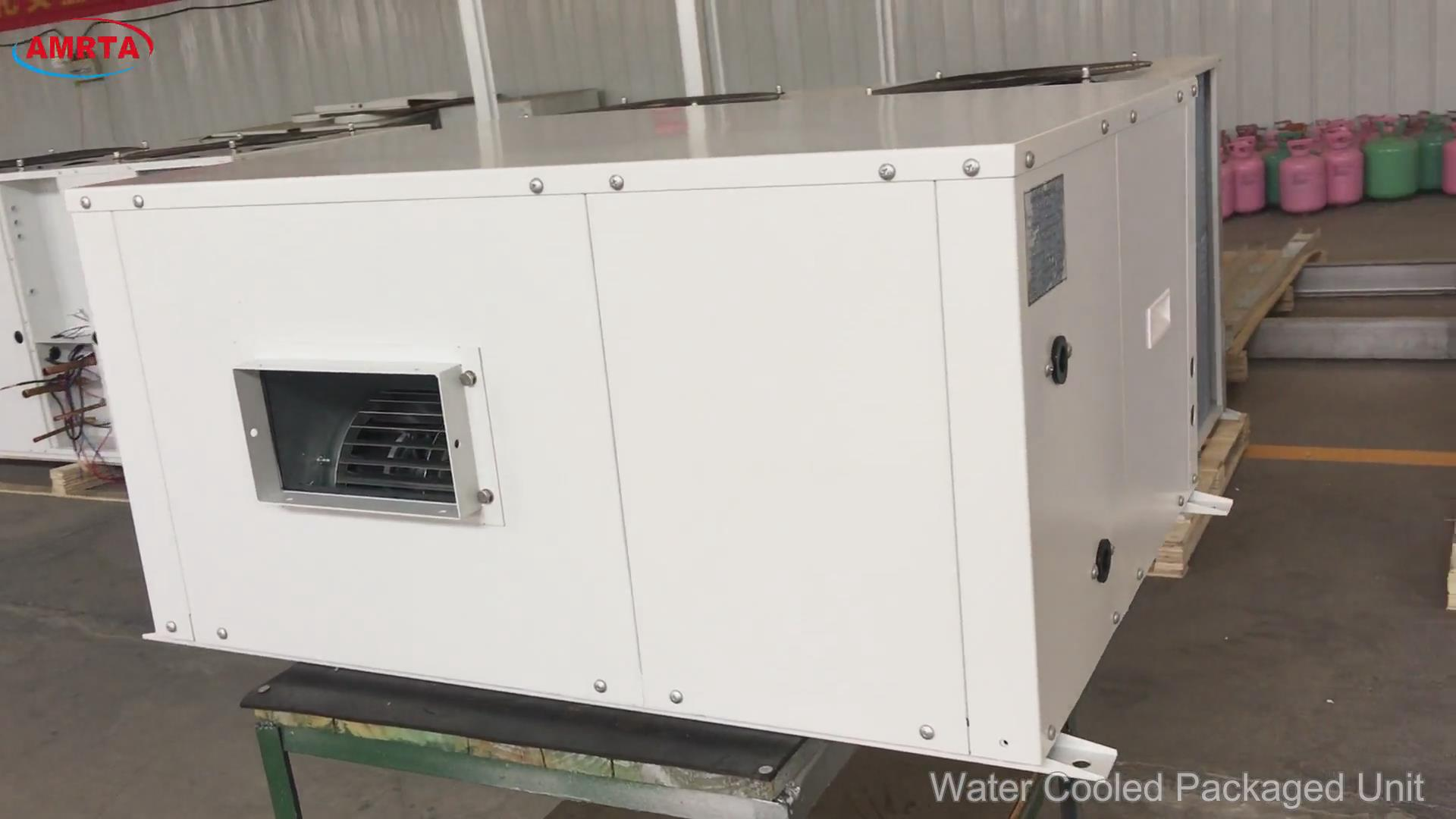 Water to Air Packaged Unit