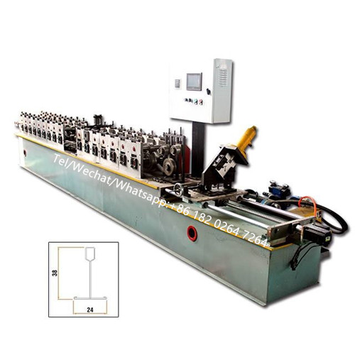 T Bar Light Keel Roll Forming Machine