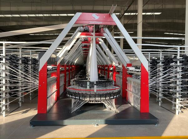 Starlinger Circular Loom Production Line