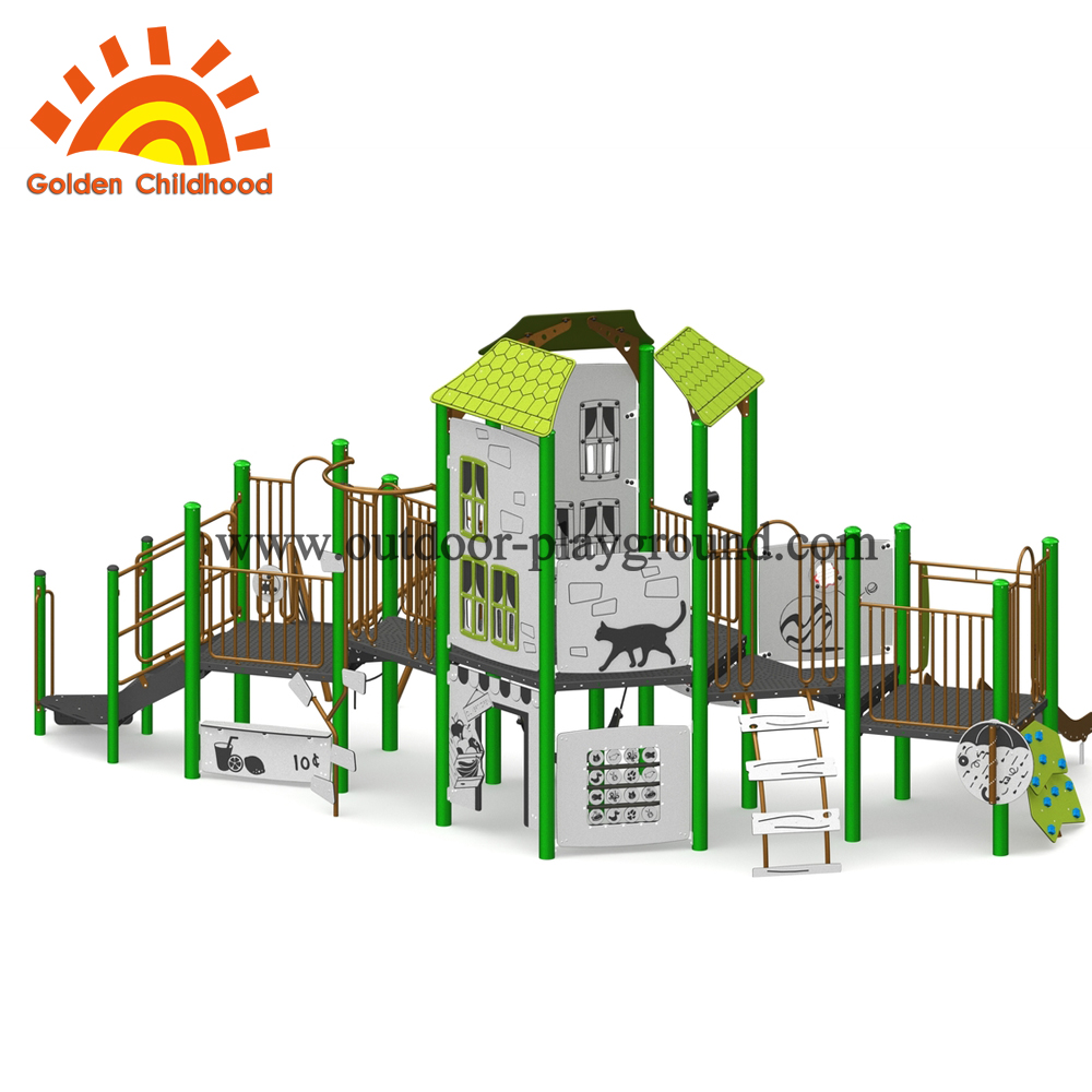 originality outdoor playground