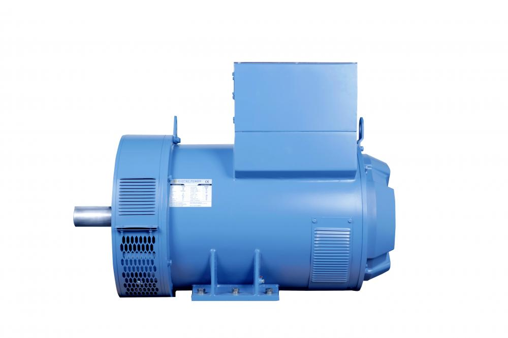 Blue Color Marine Alternator