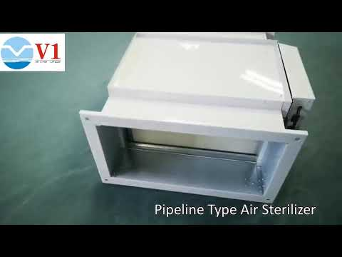 Air duct Type Air Cleaner